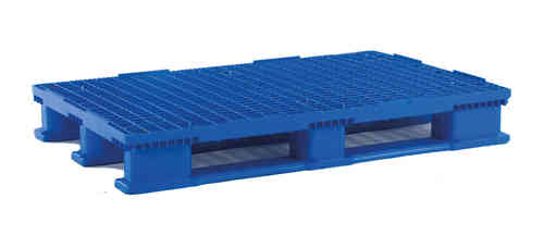 1200x800 Multi-way pallet AKA1208P open structure