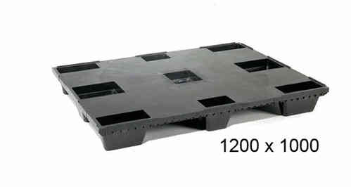 1200x1000 light plastic pallet AIP110