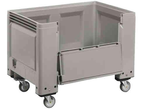 palettenboxen bigboxen und paloxen aus kunststoff. Black Bedroom Furniture Sets. Home Design Ideas